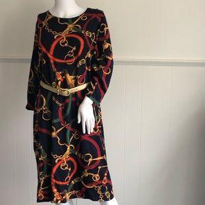 Worm Ralph Loren Winter Dress • 12